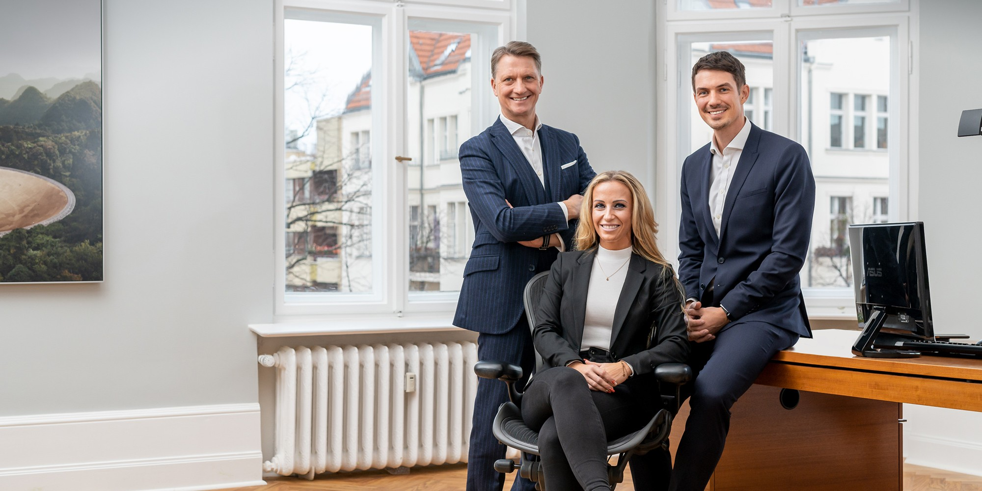 Klingsöhr Immobilien - 25 years of experience in the Berlin property market