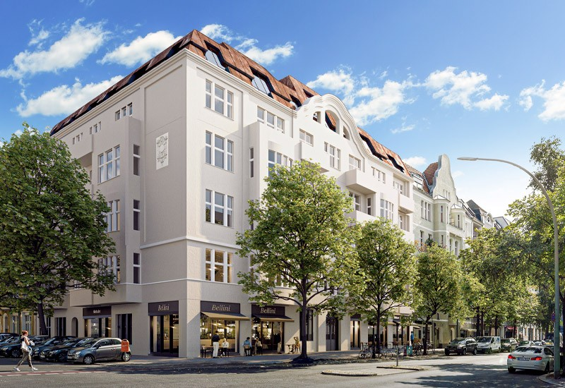 Klingsöhr News - Luxury retreat above the roofs of Charlottenburg