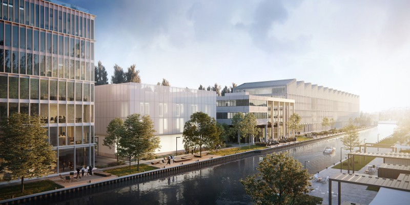 Klingsöhr News - KLINGSÖHR and DERECO win Berlin SRH University as tenant for their project SHED